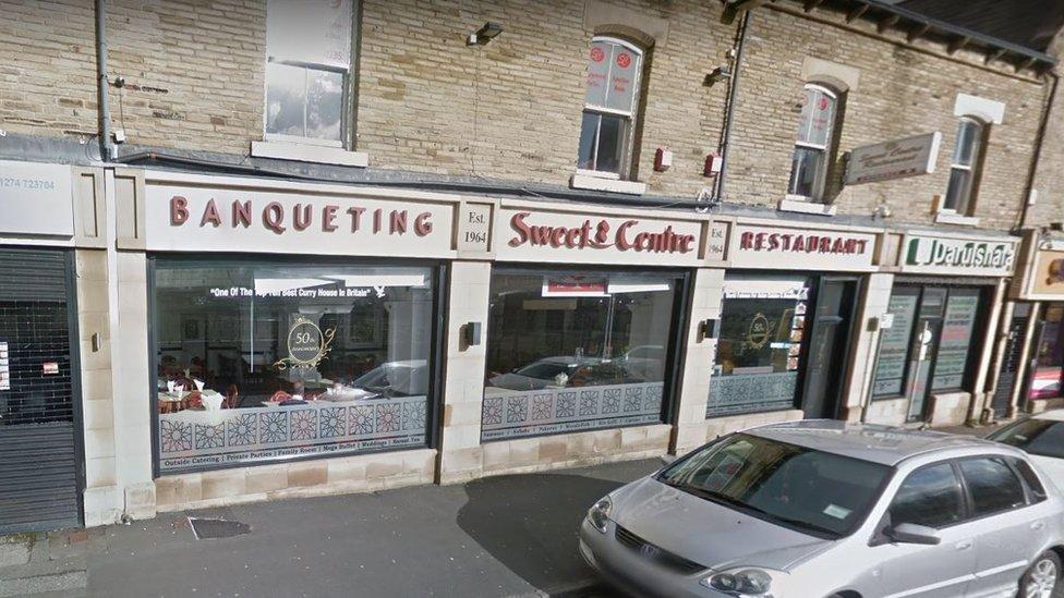 Sweet Centre, Bradford