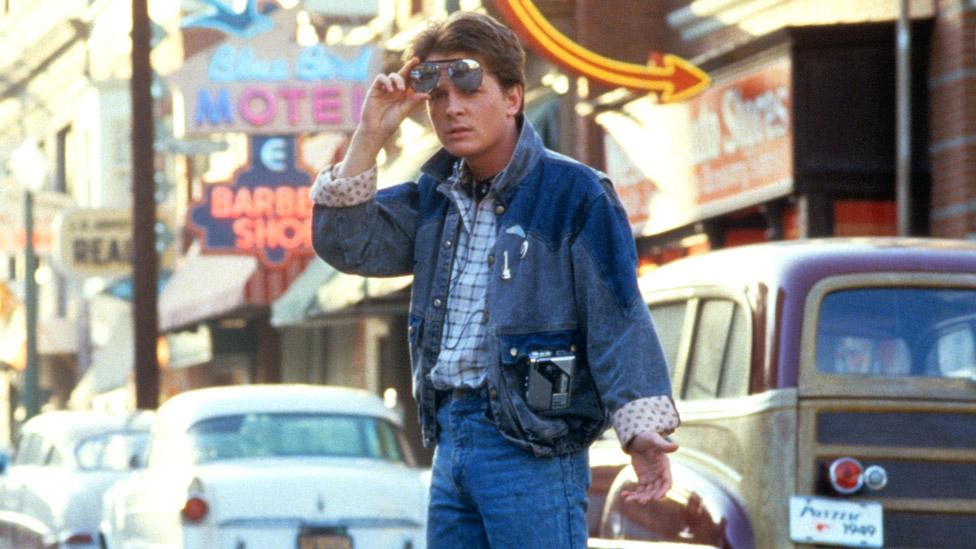 Majkl Dž. Foks je igrao u originalnoj filmskoj trilogiji
