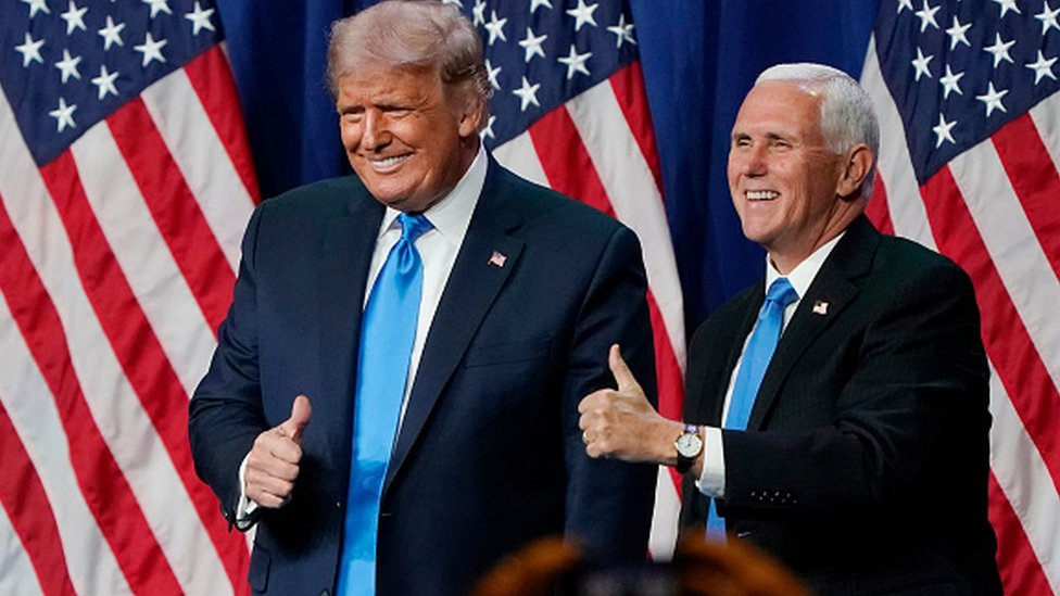 Trump ve Pence