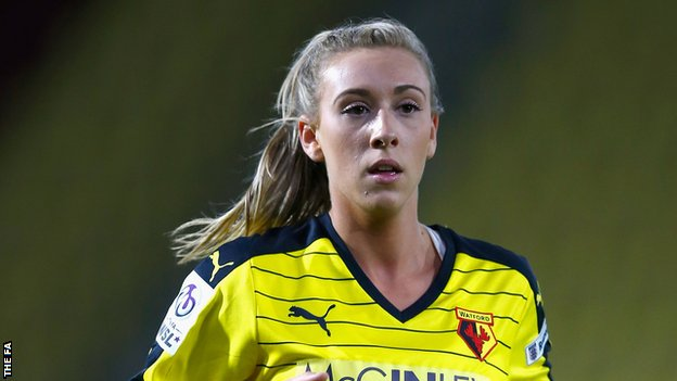Charlotte Kerr: Charlton Women's defender back in training after rib injury