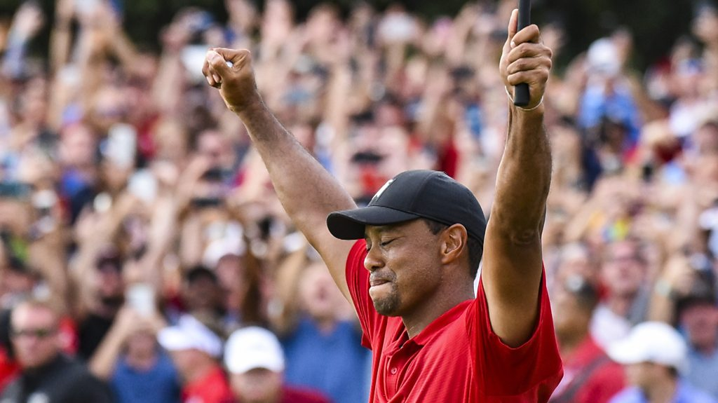 Ryder Cup captains on Tiger Woods - 'We want to see him at the top'