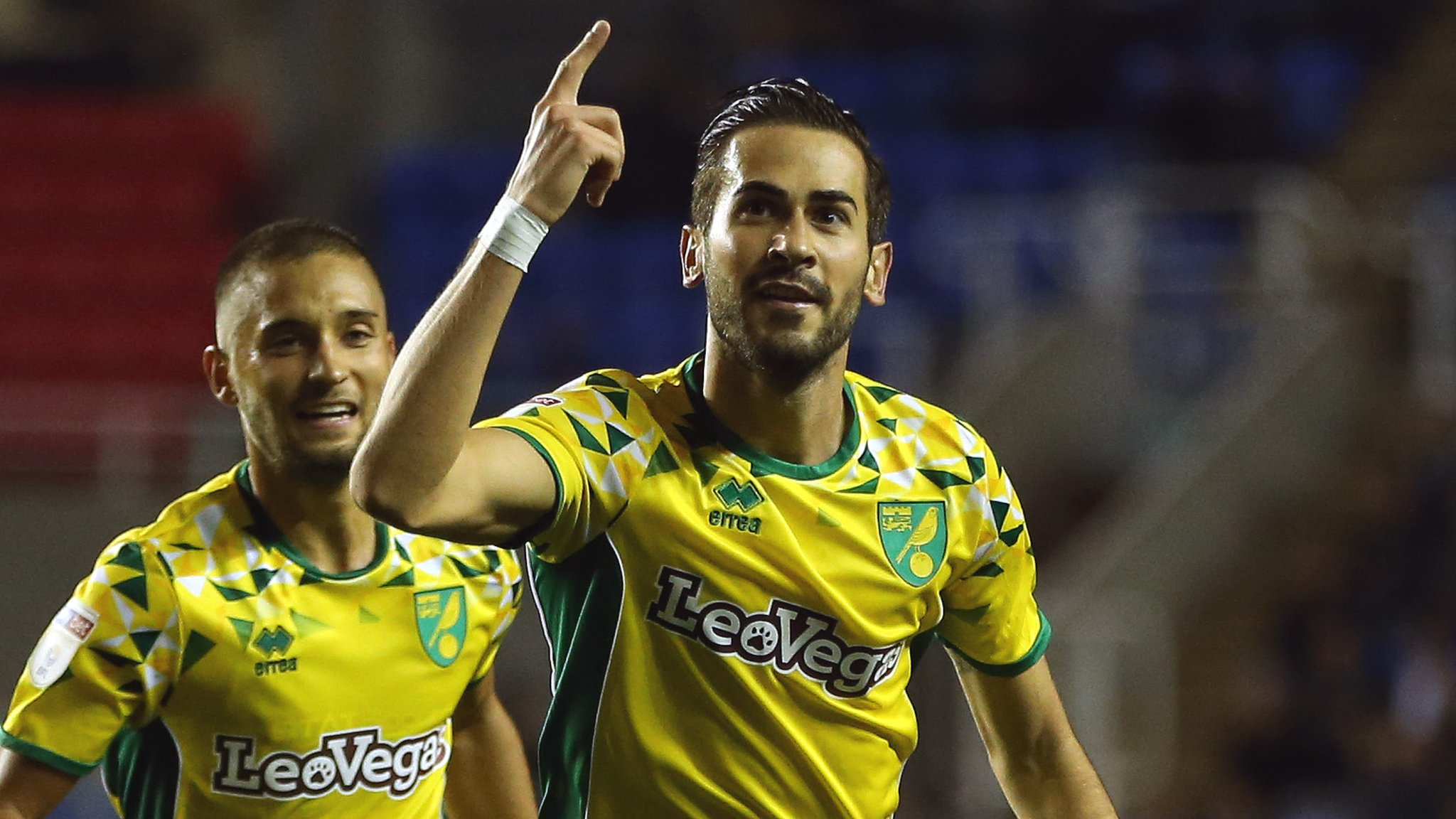Reading 1-2 Norwich City