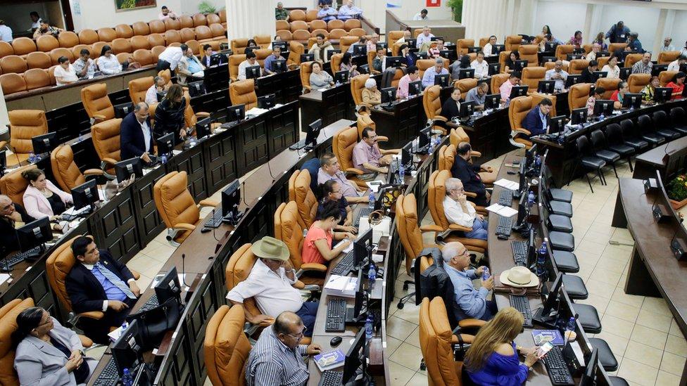 Congreso de Nicaragua
