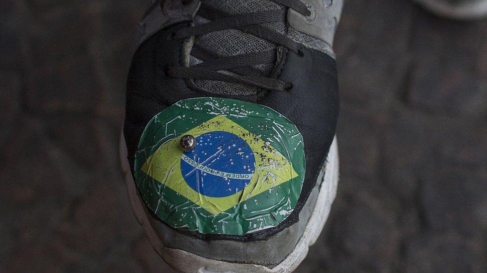 Acero brasilaño
