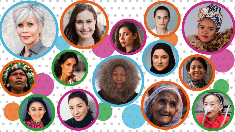 100 Women of 2020