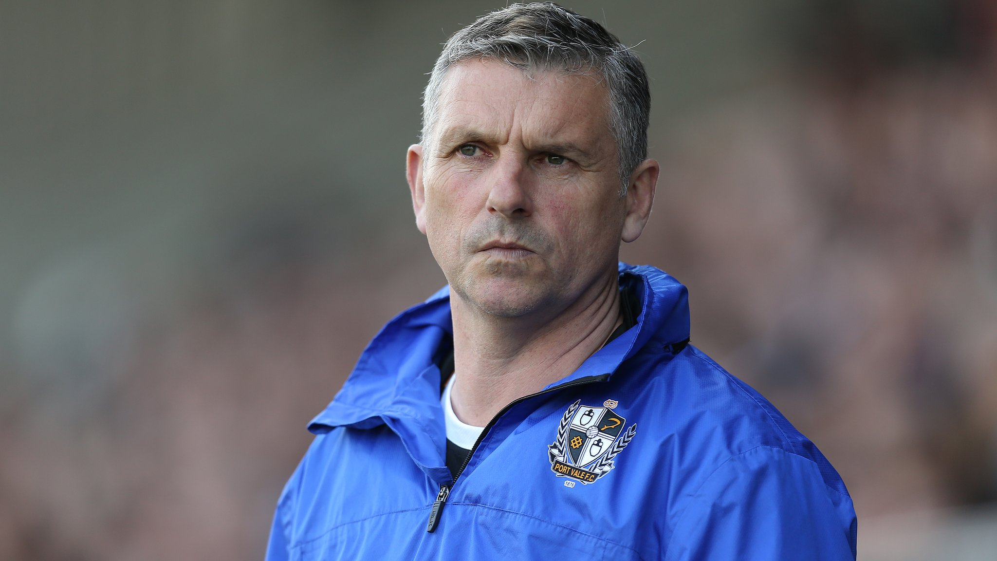 Port Vale: John Askey to stay as manager of League Two club on three-year deal