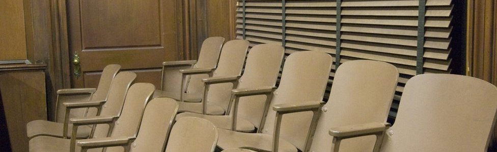 jurors bench