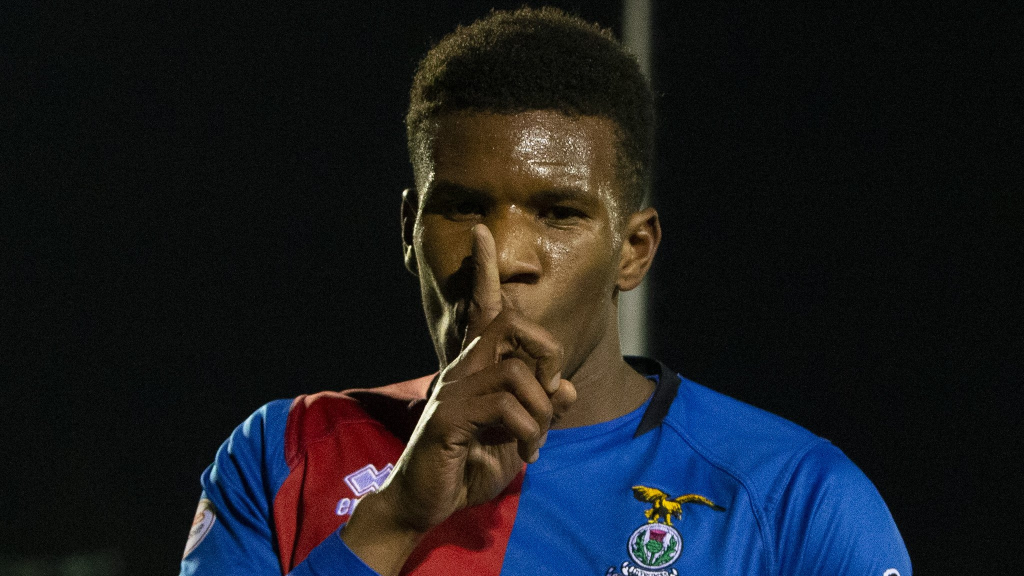 Inverness CT 2-2 Dunfermline Athletic