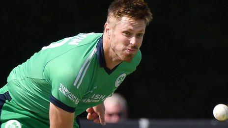 No cold feet for Ireland bowler Boyd Rankin?