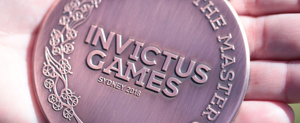 Bronzana medalja Inviktus igara 2018