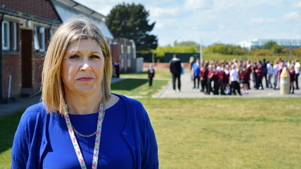 Great Yarmouth school a 'fourth emergency service'