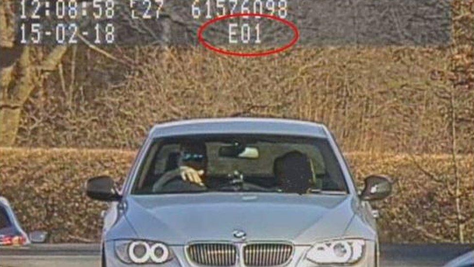 Dewsbury driver who used speed camera jammer jailed