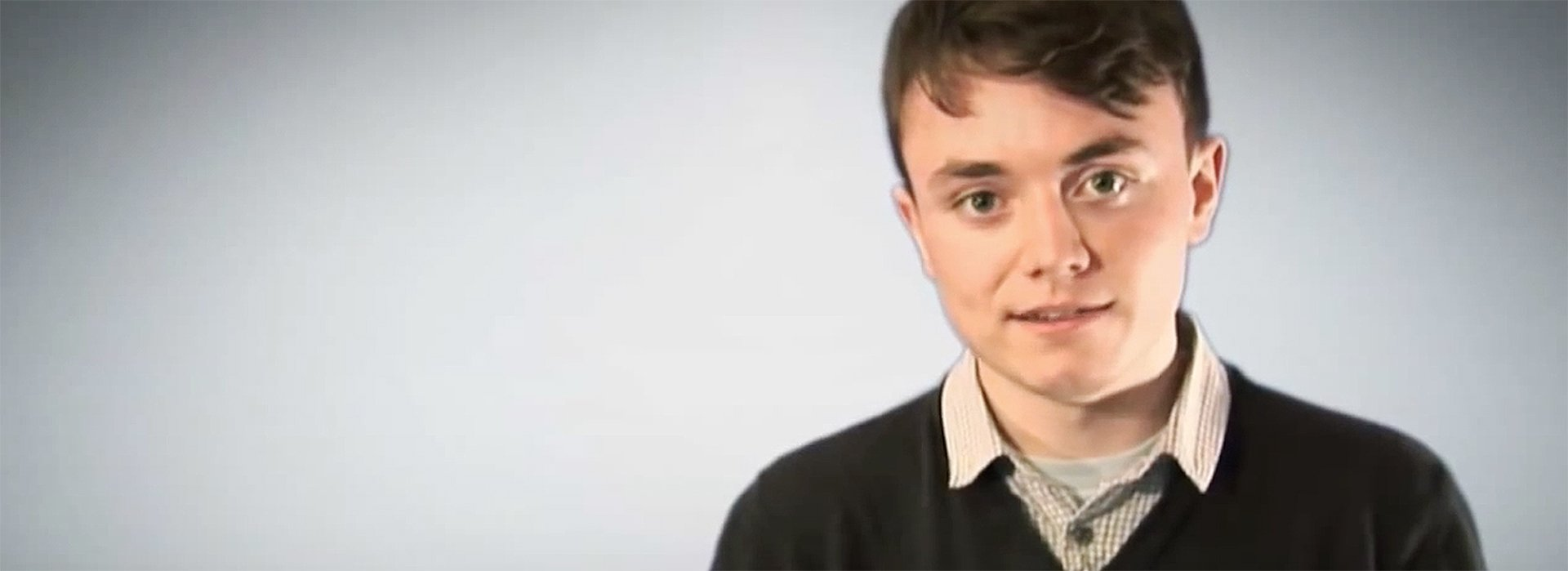 Jack Renshaw - (still from a BNP video)