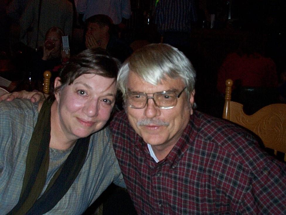 Tom and Susan Hargrove