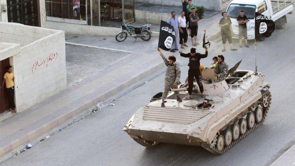IŞİD'in yükselişi Suriye'de vekâlet savaşında kartların yeniden karılmasına yol açtı.