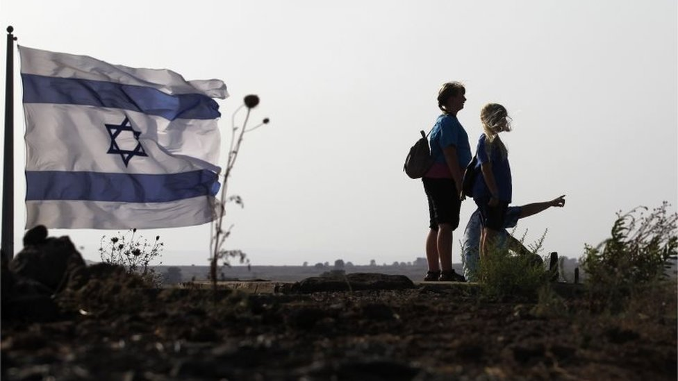 Trumplomacy on Golan Heights: What it all means