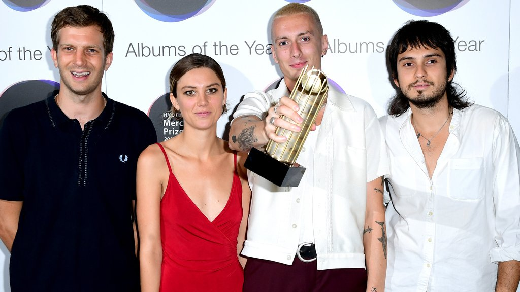 Mercury Prize 2018: Wolf Alice win for Visions of a Life