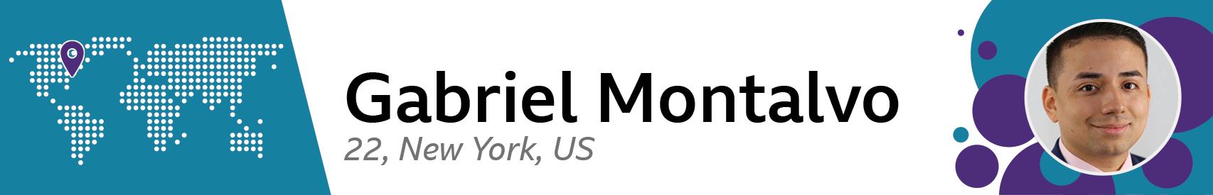 Gabriel Montalvo