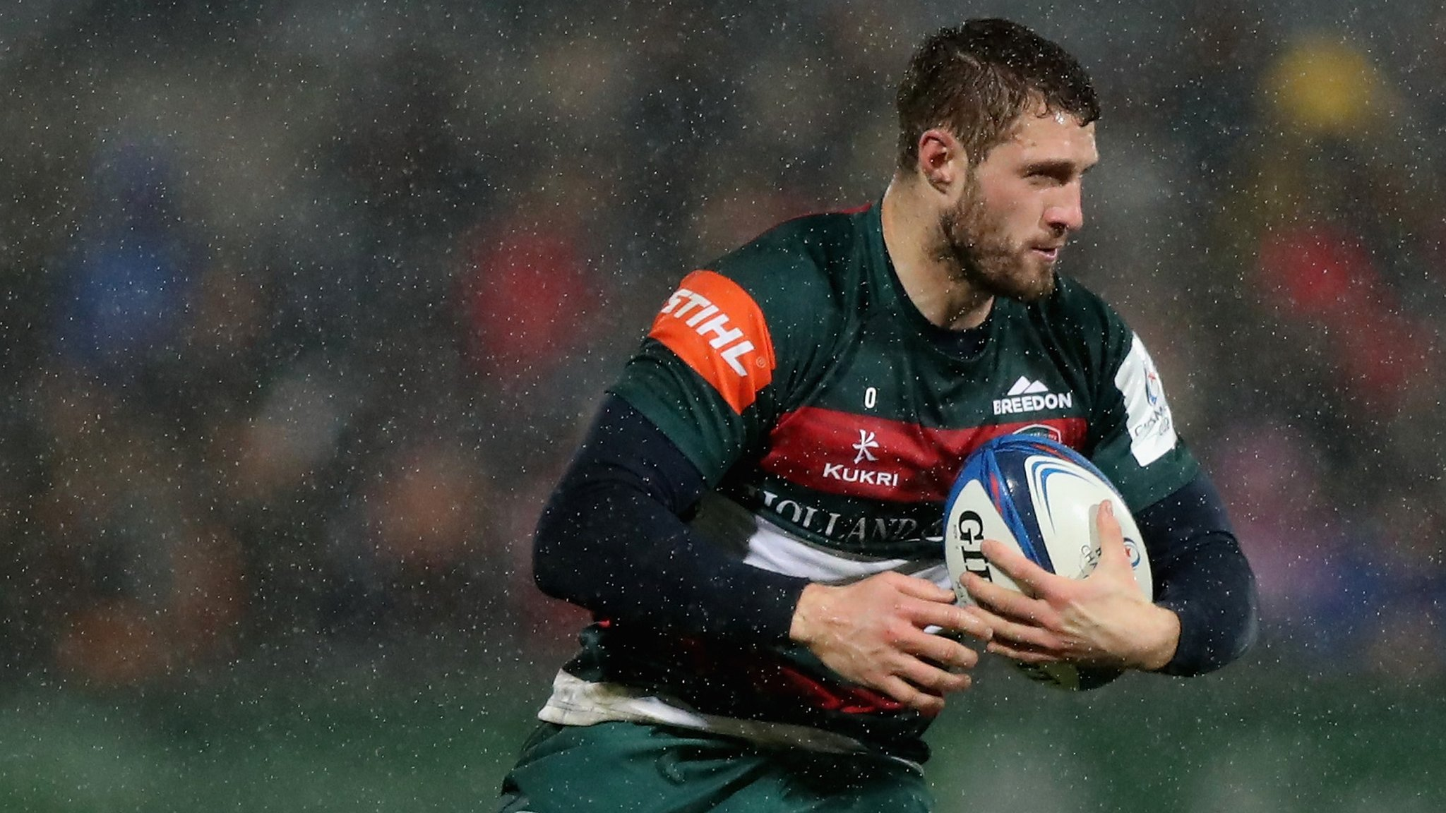 Jonah Holmes: Wales call-up 'a huge honour' says Leicester wing