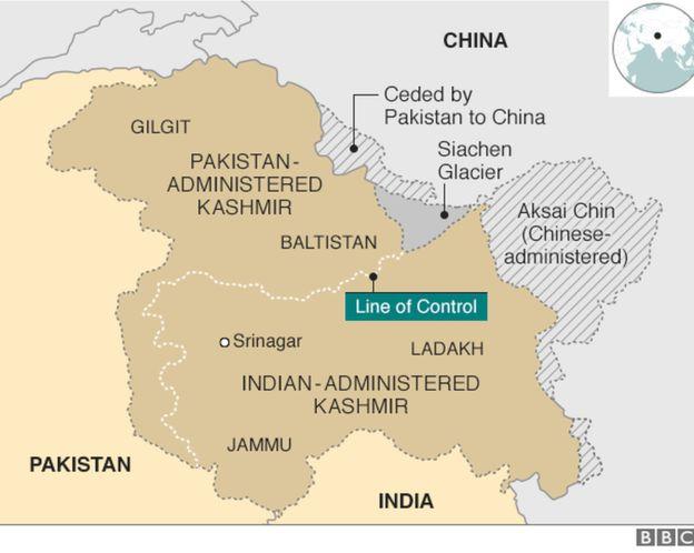 Peta Kashmir