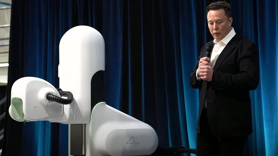 Elon Musk presentation