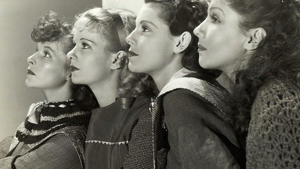 نساء صغيرات - نسخة عام 1933