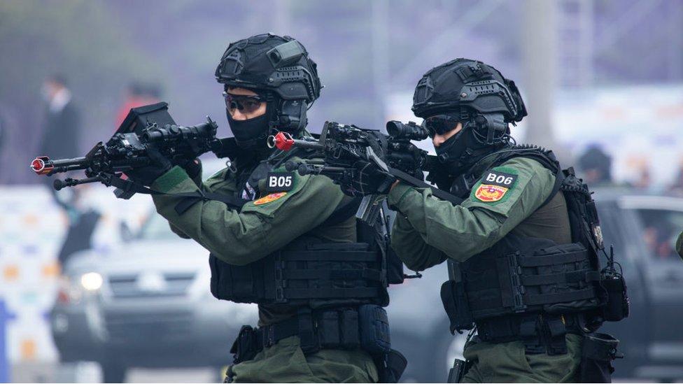 台灣每年在武器和國防上花費數十億美元