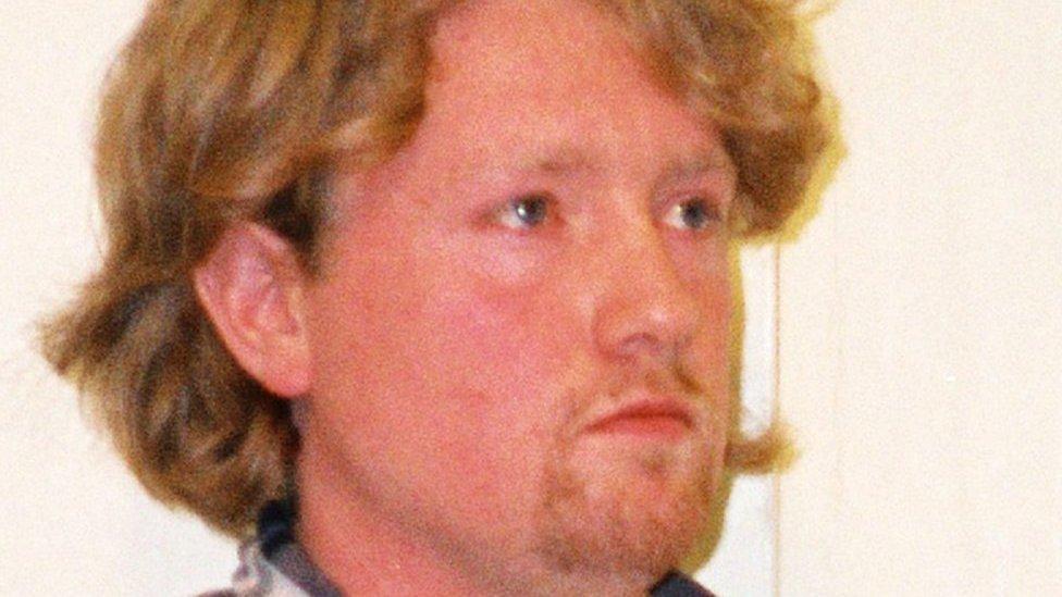 Gary Allen in 1998