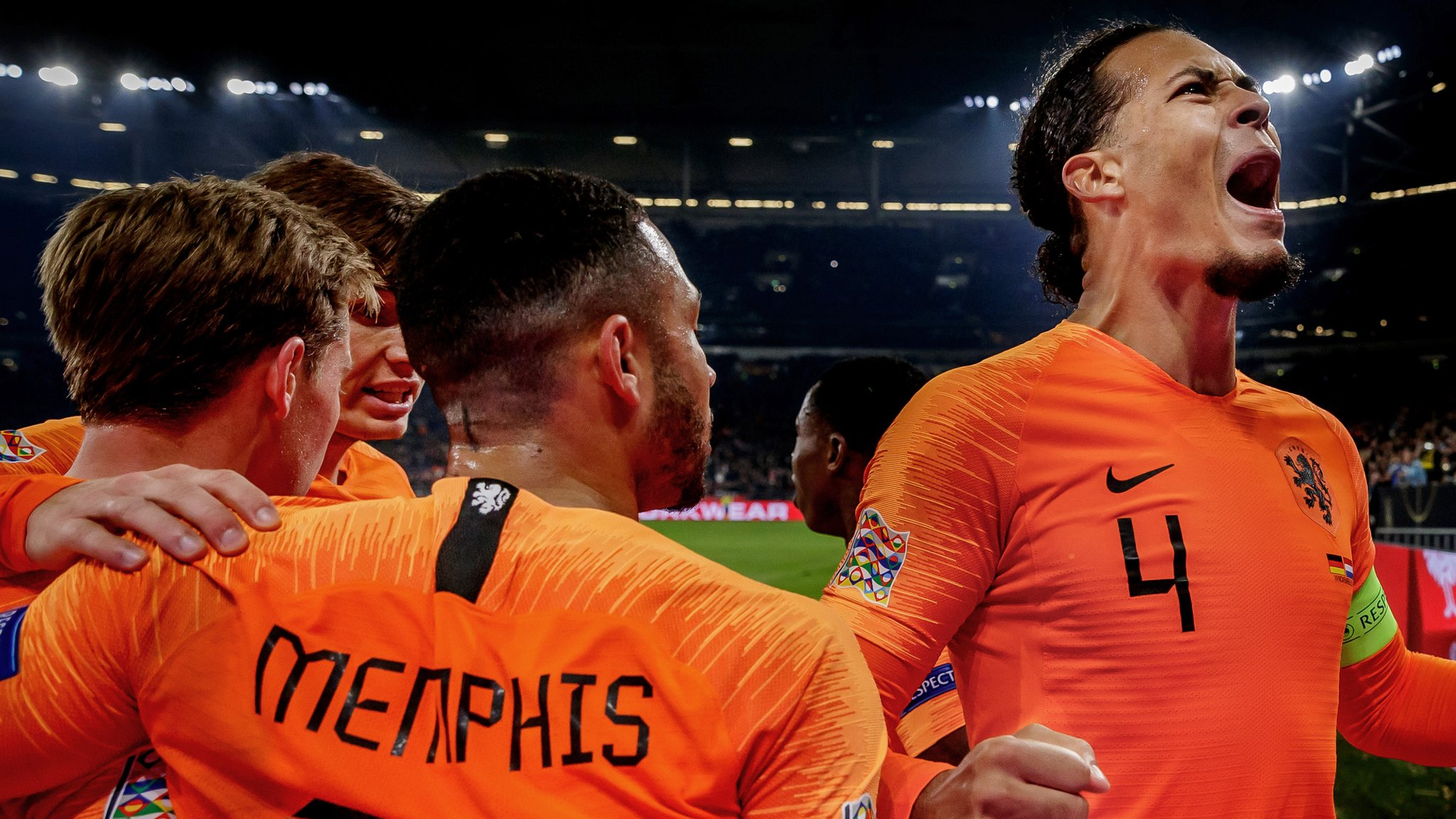 Netherlands v Germany
