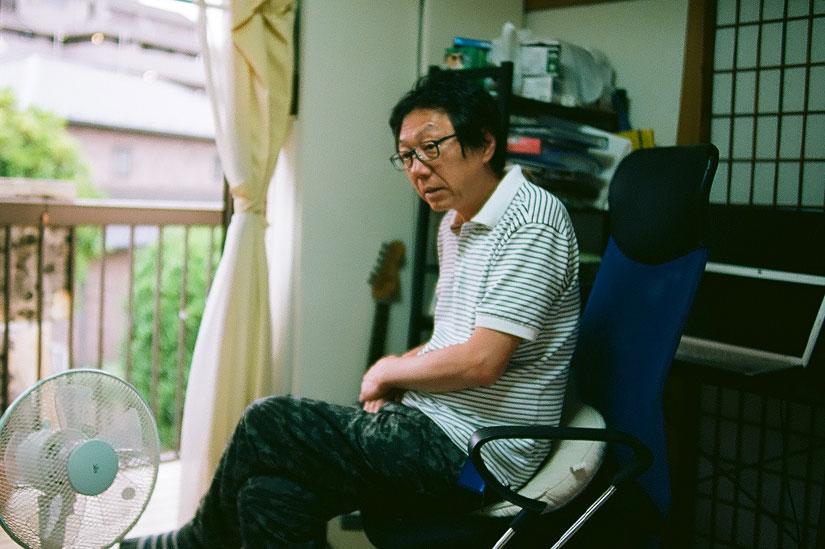 Takashi Yoshikawa abrió su primera escuela alternativa en 2010.