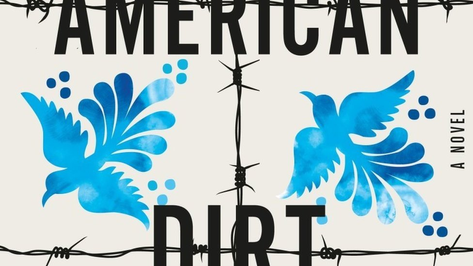 American Dirt portada