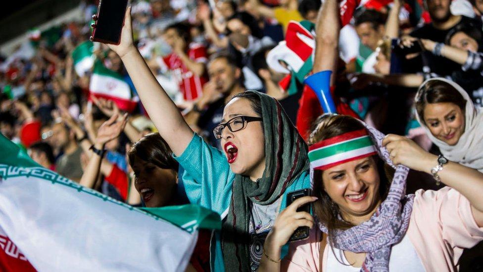 Copa Mundial de Fútbol 2018 Irán