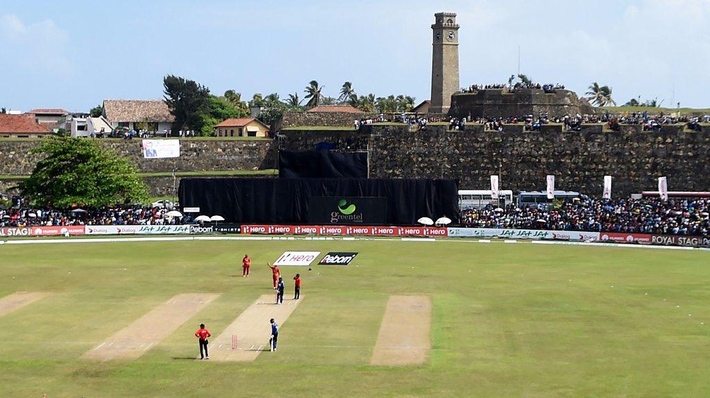 Sri Lanka v England: Galle's last international cricket match?