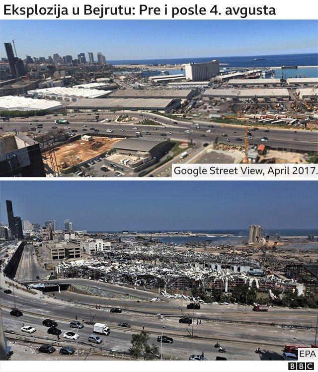 Bejrut pre i posle