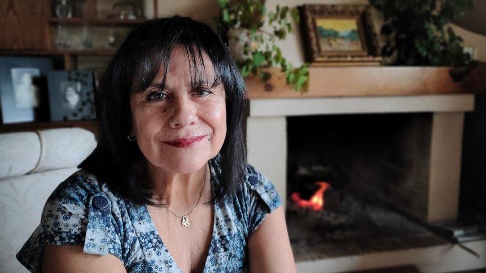 María Soledad Salas.