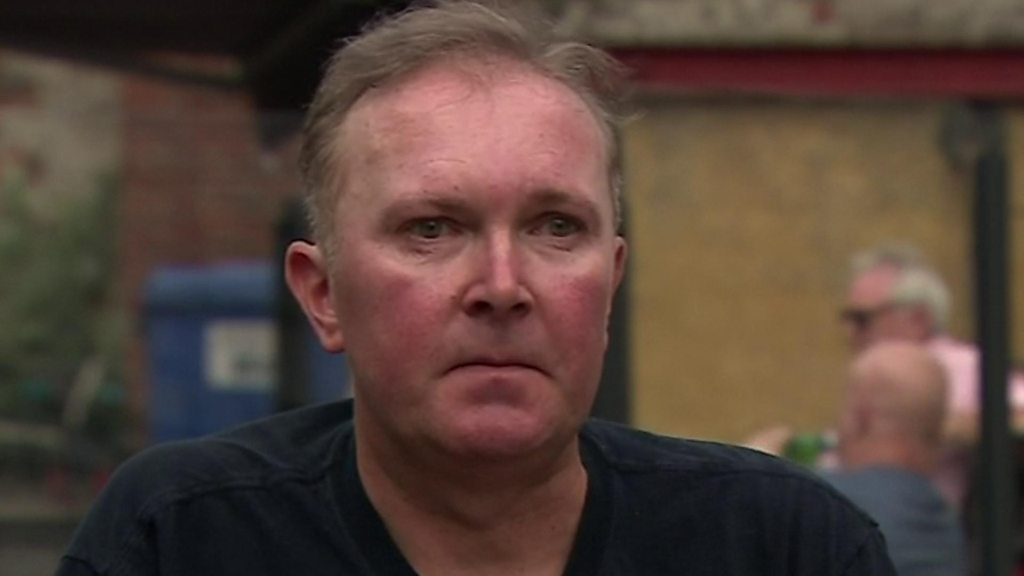 Novichok victim's brother: He gave me a big smile