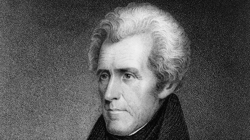 Andrew Jackson'ın Amerika yerlilerine yönelik politikaları