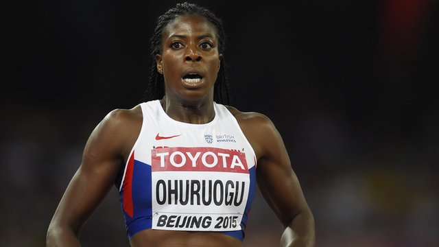 Christine Ohuruogu qualifies for the 400m Final at the World Championships in Beijing