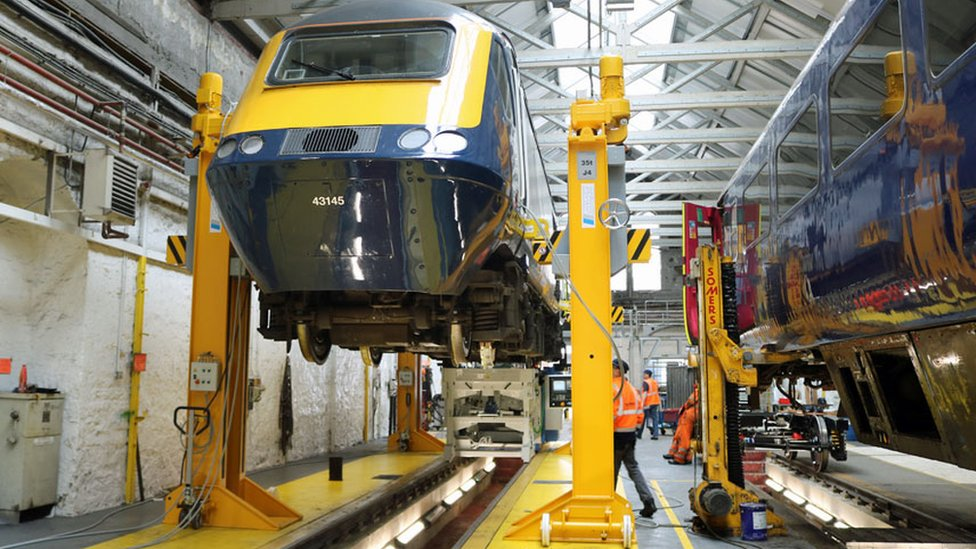 New wheel lathe at Inverness to 'improve' train services
