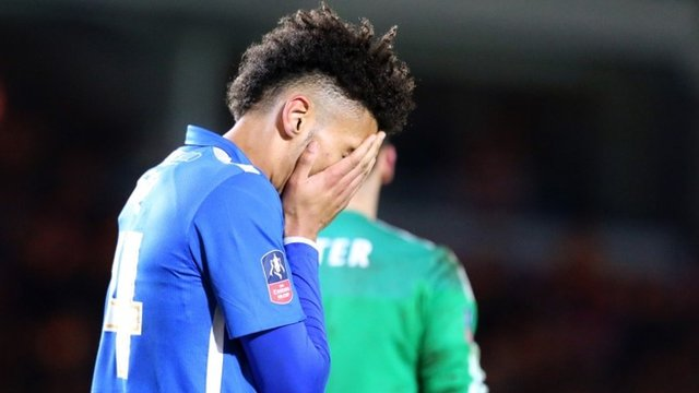 Peterborough's Lee Angol
