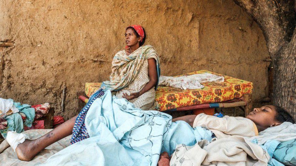 تتوقع الأمم المتحدة وصول عدد اللاجئين الإثيوبيين إلى 200 ألف خلال 6 أشهر