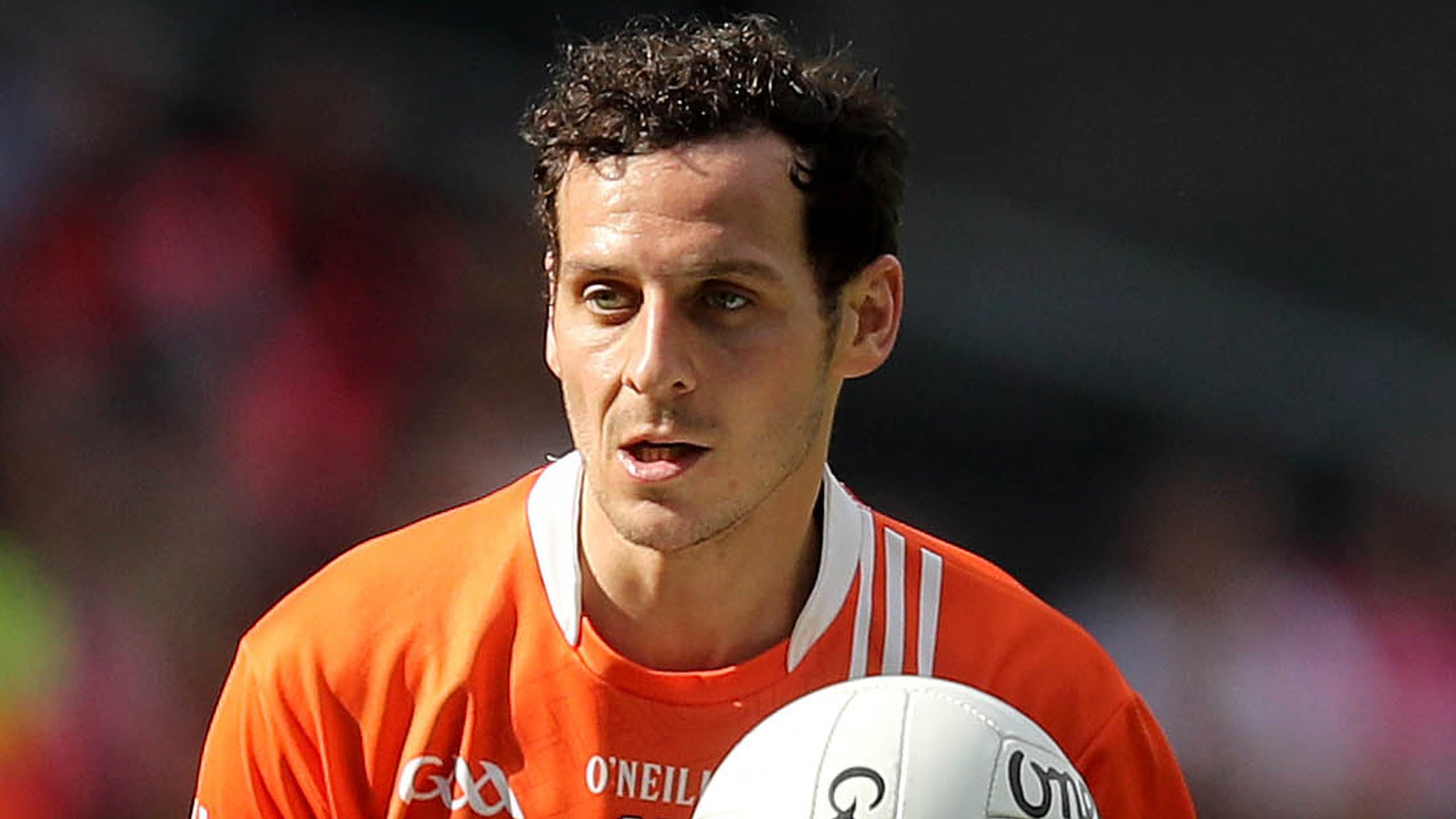 Jamie Clarke: Forward set for Armagh return