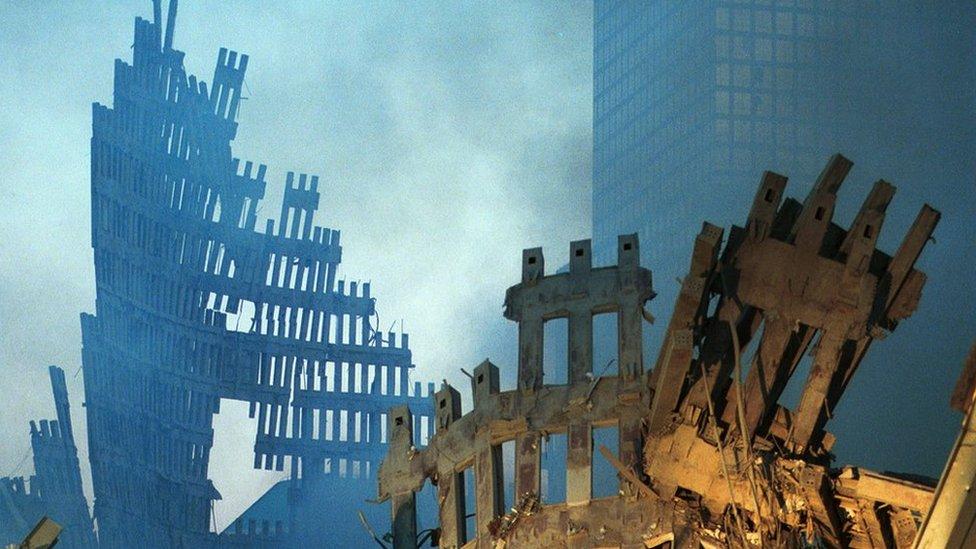 صورة أرشيفية لهجمات سبتمبر