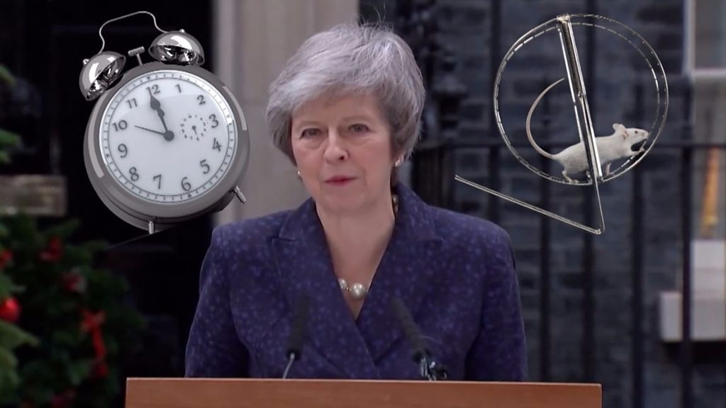 Brexit: A busy week, but has anything changed?