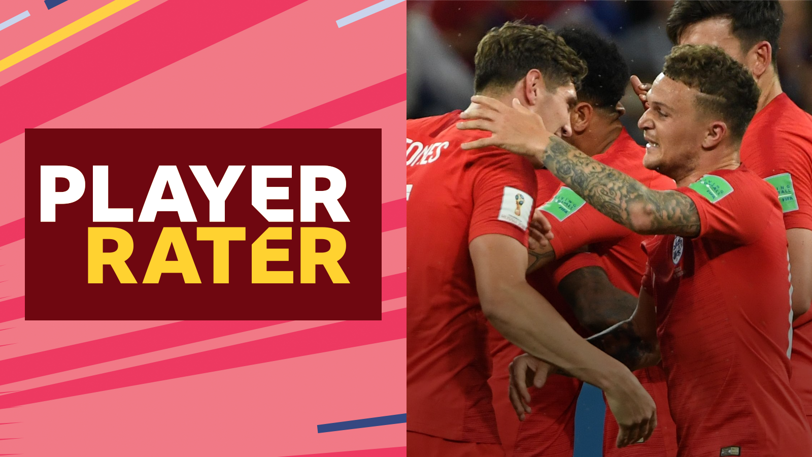 World Cup 2018: Tunisia v England - how you rated players