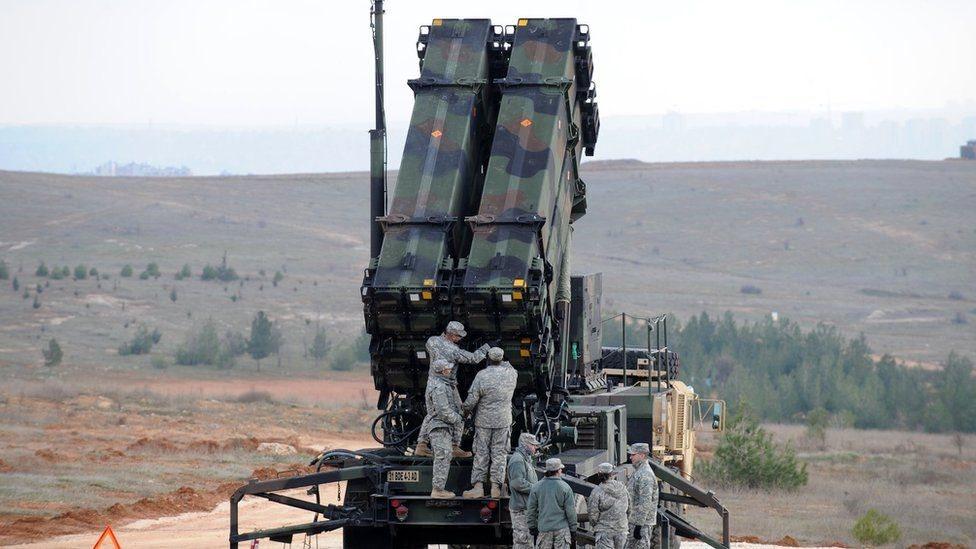قاعدة صواريخ أمريكية