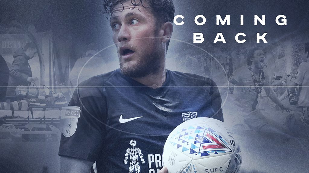 Coming Back: Southend United's Ben Coker battles to comeback from a serious knee injury