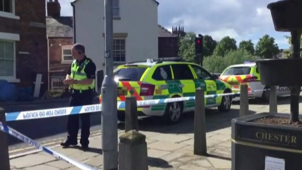 Chester stabbing: Teen, 15, charged with attempted murder