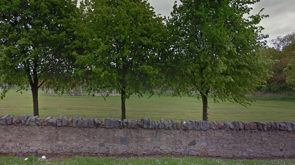 Dog walker injured after attack by gang in Winchburgh