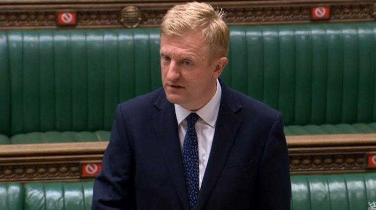 İngiltere Kültür Bakanı Oliver Dowden